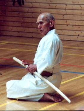 Hakuo Sagawa - 9. Dan Iaido Hanshi
